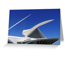 MAM...Milwaukee Art Museum ©  Greeting Card