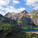 Formazza Valley, Lake Morasco by jimmylu