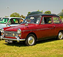 Austin A40 Farina by David J Knight