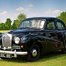 Austin A40 Somerset  by David J Knight