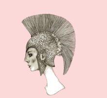 A-tee-na (Athena) by Xavier Ness