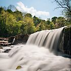 Aysgath Falls by James Dolan