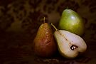 Still Life with Pears by Adriana Glackin