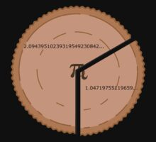 Slice of Pi by Octochimp Designs