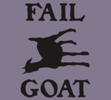 FAIL GOAT - Dark by monkeyminion
