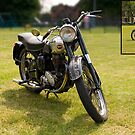 250cc BSA C10  by Aggpup