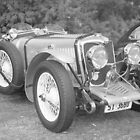 Riley Racing Car by Derwent-01