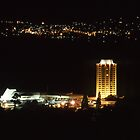 Wrest Point at Night by Derwent-01