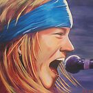 Sweet Child O&#x27; Axl by Kieran  Sturgeon