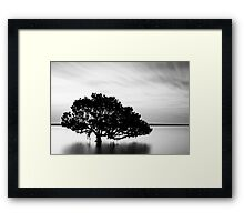 Dusk at Tenby Point Framed Print