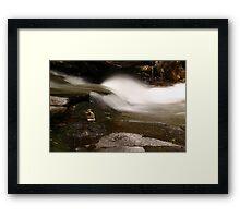 Cairn Framed Print