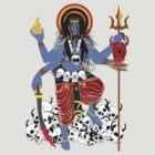 MAA KALI by Saksham Amrendra