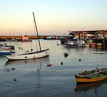 Bridlington harbour 1 by StephenRB