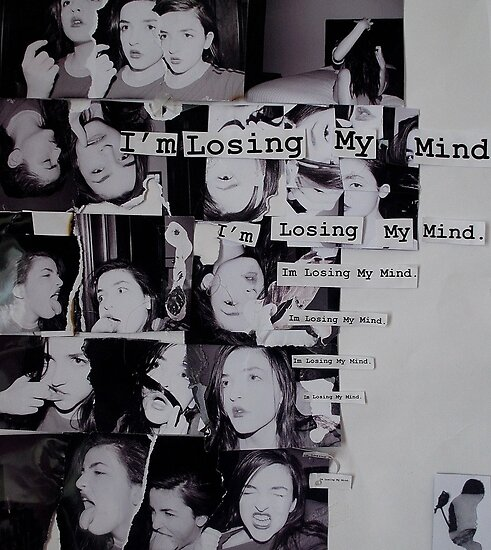 I'm Losing My Mind by Isabela M. Lamuño