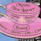 Mystic Tea Cup by Alycia Messenger