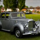 Bentley Saloon by David J Knight