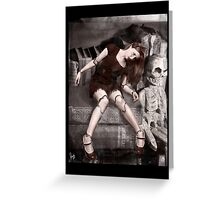 Gothic Photography Series 068 Greeting Card