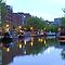 Evening, Canal side, Manchester, UK. by Roy  Massicks