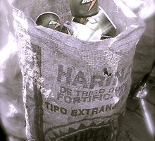 Recycling in Guate by Valerie Rosen