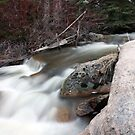 Classic Colorado High Mountain Stream by rwhitney22