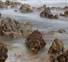 Rocky Cape Rocks by tasadam