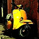 Vespa On Acid by rorycobbe