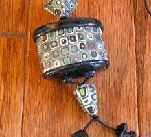 Klimt Inro Box by silkbtrfly
