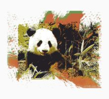 the magnificent panda by arteology