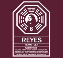 Candidate 8 - Reyes (LOST) by Mark Wilson