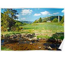A day in Glendalough Poster