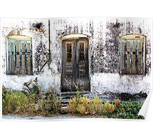 Forsaken House I Poster