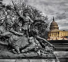 The U.S. Capitol by balexander101