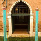 Venetian Doorway by Stephen Knowles