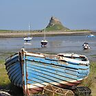 Holy Island by michaelrstewart