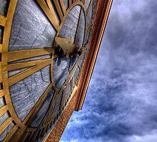 2010 Clocktower by greg1701