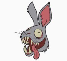 Terrence The Joyful FLB Bunny by anantelope