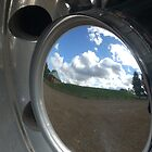 Bus Wheel Reflections by Derwent-01