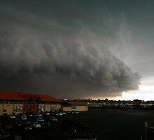 Storm in joondalup  by michaelhead