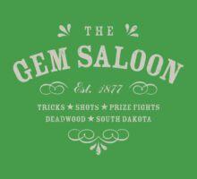 The Gem Saloon, Deadwood Kids Clothes