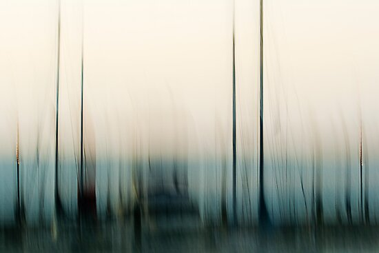 Tall masts #01 by LouD