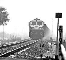 Tren de la India by Yarum