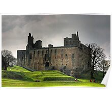Linlithgow Royal Palace Poster