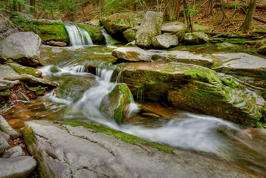 Hell's Hole Creek by JHRphotoART