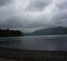 water and clouds and fells by smiffster
