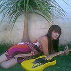 Rock N' Flowers by Dexoine