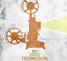 In Glorious Technicolor. by William Clark