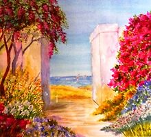 Path to the Sea by Betty Burnitt