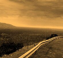 The long road 2 by Peter Martin