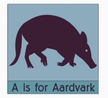 Aardvark by Zehda
