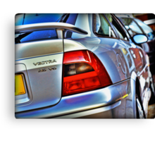 Vauxhall Vectra 2.5 V6 SRi Canvas Print